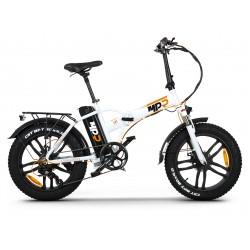 NEW MPR RSIII WHITE E-Bike
