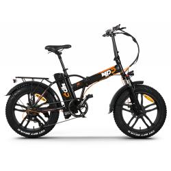 NEW MPR RSIII BLACK E-Bike