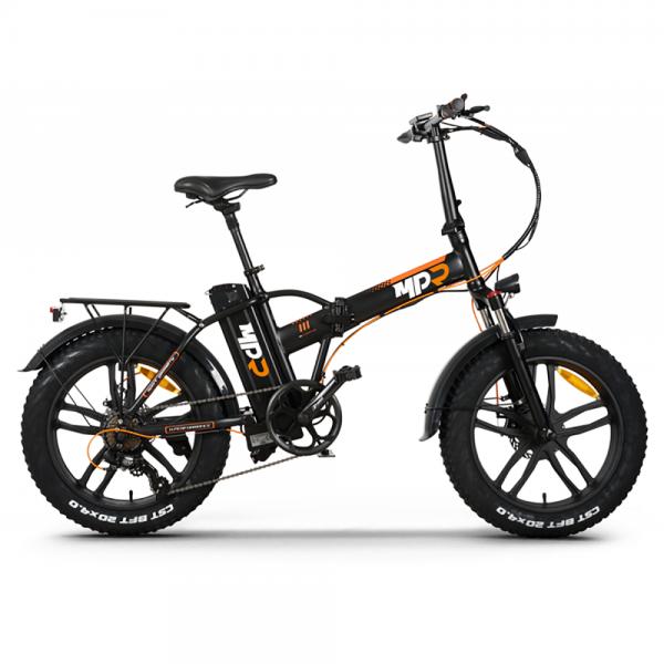 NEW MPR RSIII PRO BLACK E-Bike
