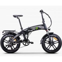 NEW MPR RD5 BLACK AND GREY E-Bike