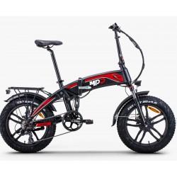NEW MPR RD5 BLACK AND RED E-Bike