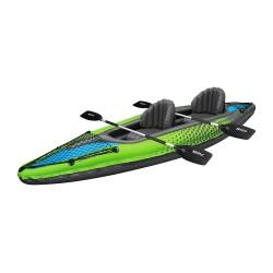 Kayak gonfiabile biposto 347x80x35 cm