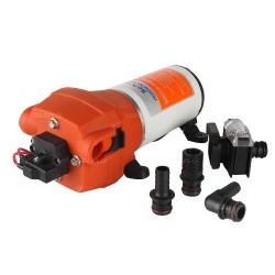 Pompa autoclave 17lt/min 12v con pressostato