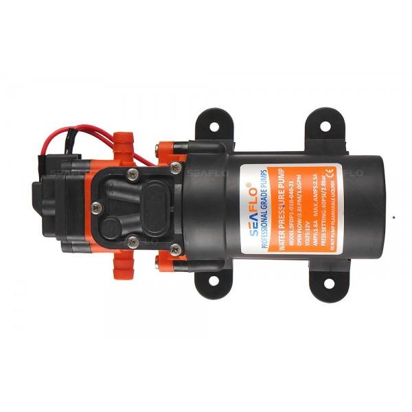 Pompa autoclave 4lt/min 12v con pressostato