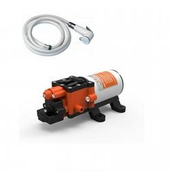 Kit autoclave 5 lt/min + tubo 2.5 mt + doccetta
