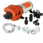 Kit autoclave 17lt/min con tubo, doccetta e box