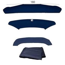 Telo ricambio  per tendalino 3 archi 180x170